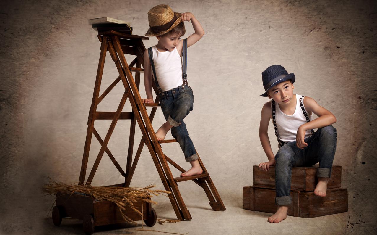 Fotografia infantil niños